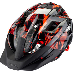 ABUS MountZ Casco Bambino, shrimp orange